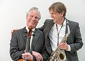 Michael Hornstein - Jost Henrich Hecker Duo | Sax meets Cello