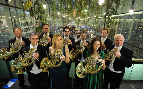 Munich Opera Horns: